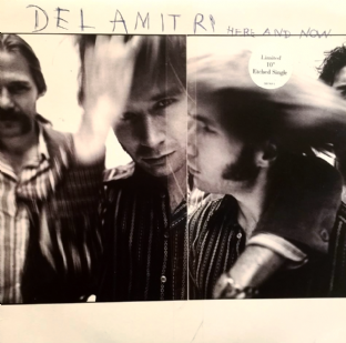 "Del Amitri - Here And Now (10"") (Etched) (VG/EX)"
